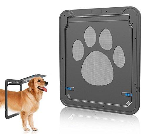Chien Chat Animal domestique d'écran de porte pour fenêtres Sécurité écrans Verrou automatique de porte