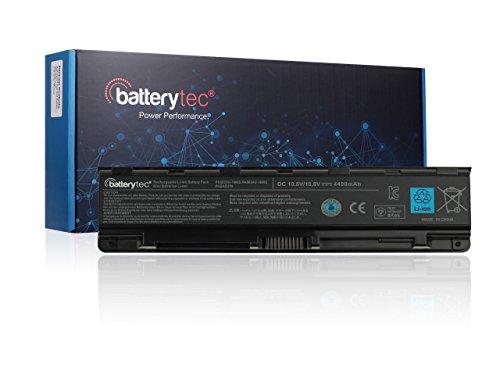 Batterytec® Batterie pour Toshiba PA5024U, PA5024U-1BRS, PA5109U-1BRS,PA5023U-1BRS,Toshiba Satellite C850,C855D,C855-S5206,C855-S5214, C870D,C875D. [10.8V 4400mAh 12 Mois de Garantie]