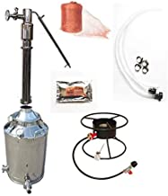 13 Gallon Stainless Steel Reflux Still/Home Distillation Whiskey Kit