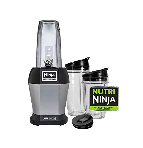 The Nutri Ninja Blender