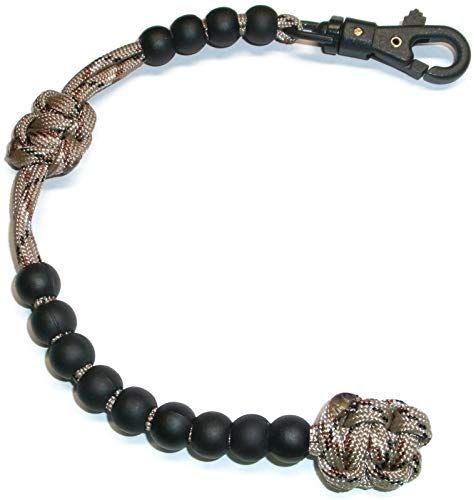 RedVex Ranger Pace Counter Beads 10 inches - ABS Clip - Choose Your Color - Customization Available (Desert Camo)