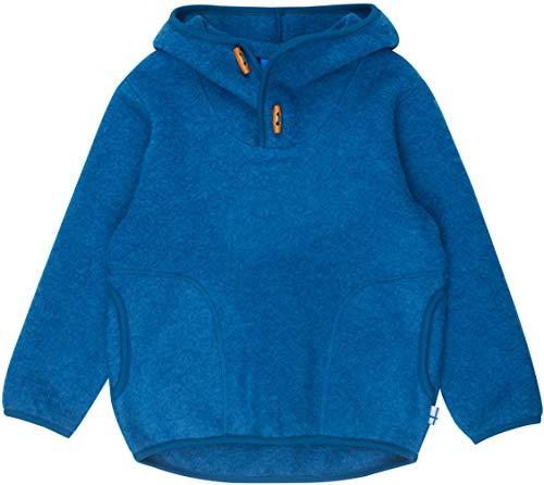 finkid Finkid Jussi Wool Blau, Kinder Sweaters und Hoodies, Größe 80-90 - Farbe Seaport