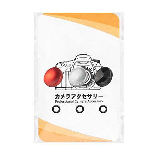 ORMY シャッターボタン レリーズボタン アルミ合金製 FUJIFILM X-T4 / X-T3 / X100V / X30 / X-E3/ X-PRO3 ...