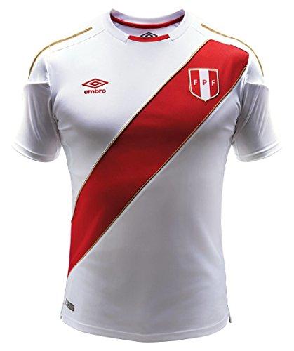 Umbro Peru Trikot Home WM 2018 Herren L