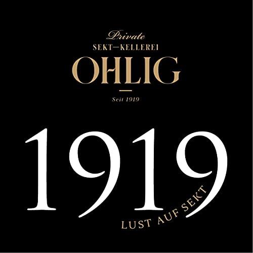 OHLIG - Lust auf Sekt: Von 1919 bis heute - die Geschichte eines Sektpioniers
