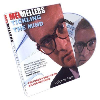 Tickling The Mind #2 by Mel Mellers & RSVP - DVD