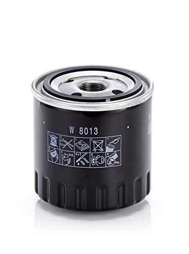 Original MANN-FILTER W 8013 - Schmierölwechselfilter - für PKW