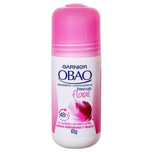 Obao New 362479 Deo Frescura Floral Women 65Gr Roll On (24-Pack) Deodorant Wholesale Bulk Health & Beauty Deodorant Boys