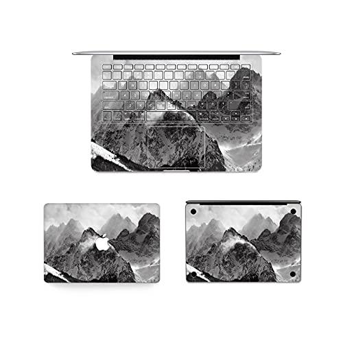 Pegatinas de vinilo para MacBook Pro 13.3 A2338 A2289 A2251 Pro 16 A2141 Calcomanías para portátiles MacBook Air 13.3 A2179 A2337-3 en 1-Pro13 Non Bar A1708
