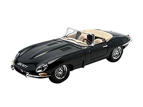 Bburago - 12046gr - Jaguar - Type E - Cabriolet - Échelle 1/18