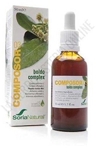 COMPOSOR 3 BOLDO COMPLEX 50ML SORIA