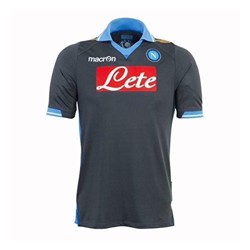 2011-12 Napoli Champions League Away Shirt