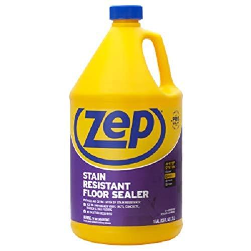 Zep - ZUFSLR128 Stain Resistant Floor Sealer, 1 gal Bottle