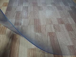 Ottomanson Hard Floor Clear Plastic Protector, 26
