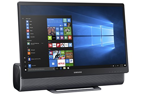 "Samsung DP710A4M-L01US All in One 23.8"" Touch Computer, Titan Gray"