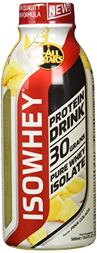 All Stars Isowhey Pure Whey-Isolat Drink, 1er Pack(1 x 8 l)