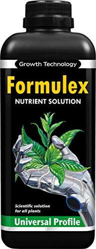 Growth Technology Formulex Nutrient Growth pH Seedling Young Plants...