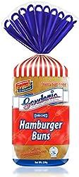 Gardenia Hamburger Buns, 4 Count, 220g