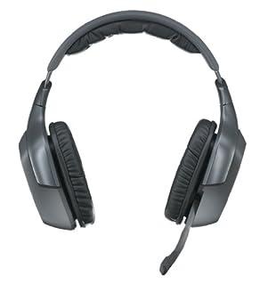Logitech Wireless Headset F540 Casque ( pavillon d'écouteur ) sans fil 2,4 GHz (B0042BXPPK) | Amazon price tracker / tracking, Amazon price history charts, Amazon price watches, Amazon price drop alerts