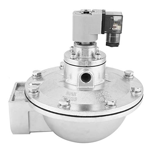 Magnetventil DMF-Z-50 für Luft in der Rohrleitung Einfach zu installieren und zu warten