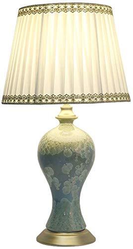 JIAN Exquise Lighting ZHjnhl Chinese keramische tafellamp kristalglas porseleinen behuizing voor alle kamers en woonkamer
