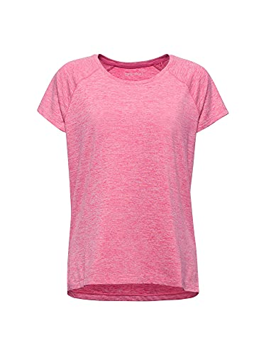 ESPRIT Sports RCS t-Shirt Edry Camisa de Yoga, 661 Rosa Fucsia 2, M para Mujer