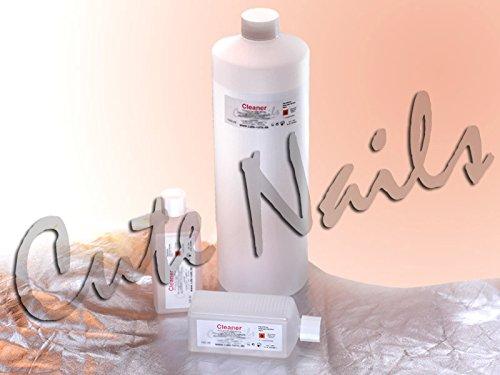 1 L Bouteille plastique vide – 1000 ml pour liquide, Cleaner, etc. – Cute Nails