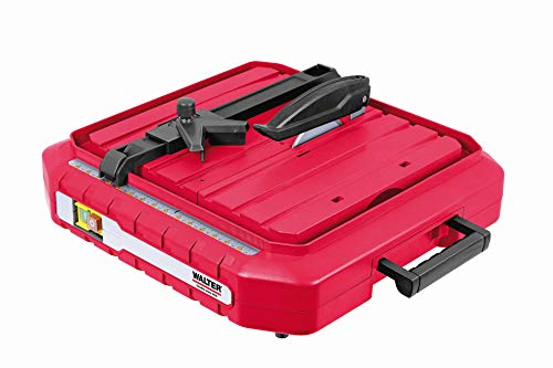 Preisvergleich Produktbild WALTER Werkzeuge TC115IA Elektrischer Fliesenschneider,  500 W,  230 V,  Rot / schwarz