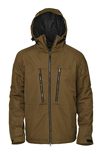 Special Blend | Mens Gully Snowboard/Ski Jacket (Army, Large)