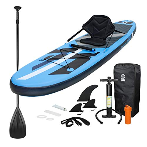 ECD Germany Stand Up Paddle Gonflable Kayak Sup |...