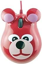 Bear Optical Mouse - Fun Series