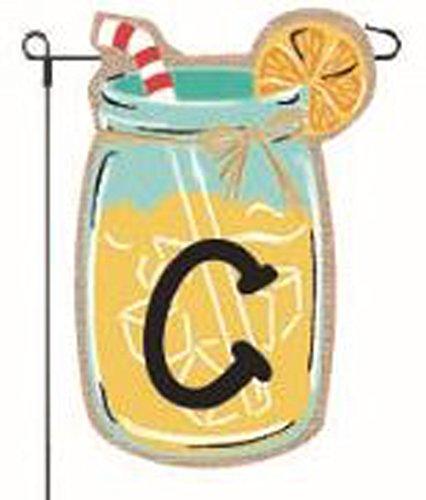 monogrammed mason jars - 2