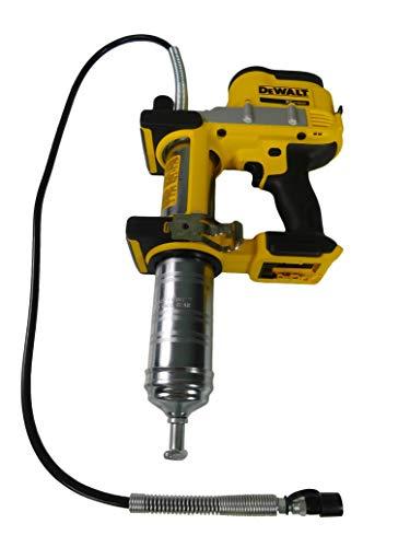 DEWALT DCGG571M1 20 Volt Max Lithium Ion Grease Gun Kit