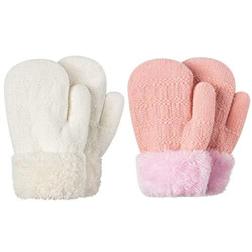 Winter Mitten Gloves for Baby Kids Toddler Infant Newborn