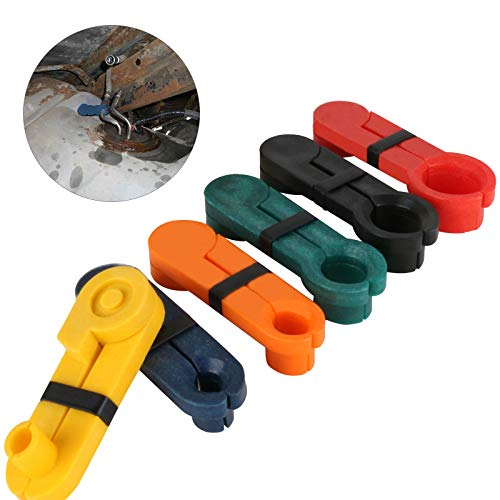 GOGOLO 6pcs Fuel Line Disconnect Removal Tool Set 5/16-7/8inch