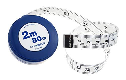 hoechstmass Balzer 82203B-2M rondo 2m Rollmaßband 200 cm / 80 inch, plastic, blau, 5.7