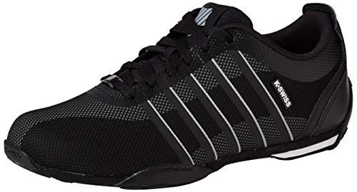 K-Swiss Herren Arvee 1.5 TECH Sneaker, Schwarz (Black/Gray 067), 42 EU