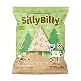 Tortitas ECO de arroz integral y legumbres SIllyBilly Bolsita de 30g