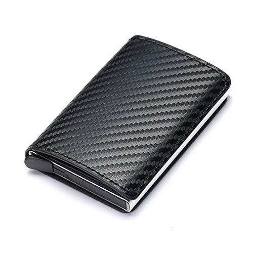 De aleación de aluminio de la tarjeta de crédito caso de la cartera de aluminio metal tarjeta caso caso de la tarjeta de negocio antiagnético caso de la tarjeta de crédito caso de la tarjeta del banco