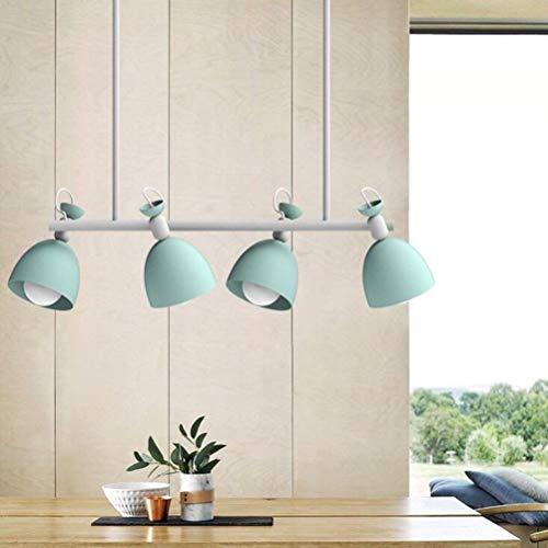Wtbew-u 4 kroonluchter met kop, hanglamp, plafondlamp voor restaurant