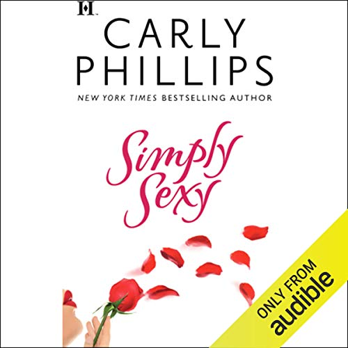 Simply Sexy audiobook cover art