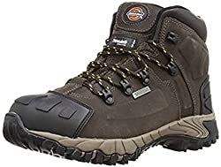 Dickies medway super safety work boots with waterproofing