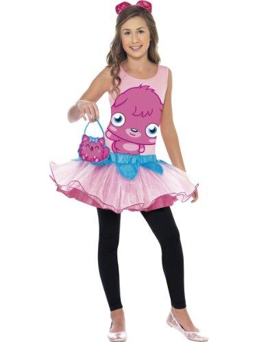 Smiffy's - 355098 - Clapet Tutu Moshi Monsters - Costume De Déguisement pour Enfants