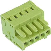 WAGO 734-105 734 Series 5 Position 3.5 mm Spacing AWG 28-14 Female Terminal Block - 5 item(s)