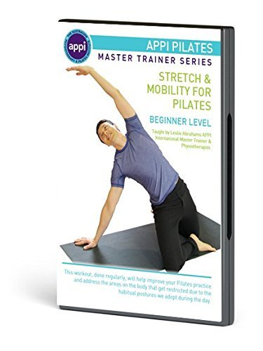 APPI Stretch & mobilità per Pilates DVD, livello principiante