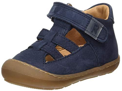 Richter Kinderschuhe Jungen Unisex Kinder Maxi Geschlossene Sandalen, Blau (Atlantic 7200), 25 EU