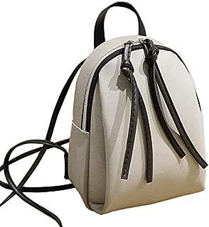 TOOGOO New Vintage Retro Female Casual Shoulder Backpacks School Girls Shoulder Bags Women Travel Backpacks Gray