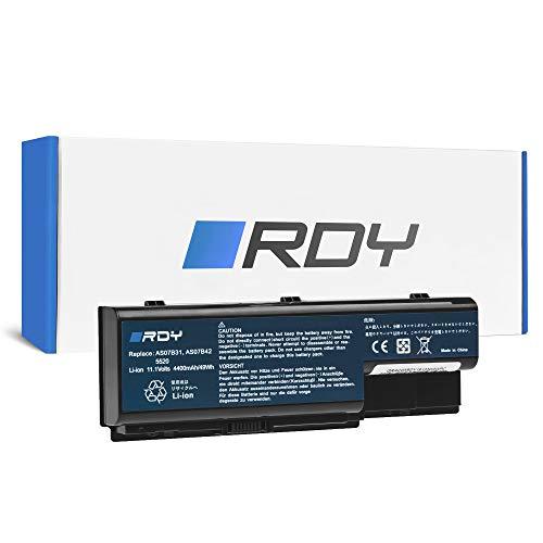RDY Batería para Acer Aspire 5720G-F3MI 5720Z 5720ZG 5730-4163 5730-4899 5730G 5730Z...