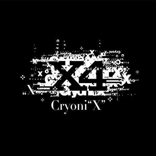 "[album]Cryoni""X"" – X4[FLAC + MP3]"
