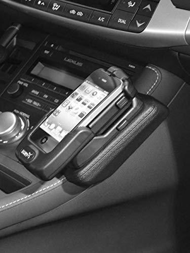 KUDA console pour lexus cT 200 h modèles à partir de 03/2011/cuir synthétique-noir